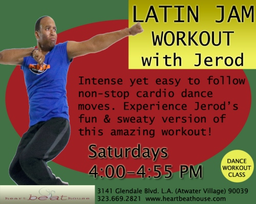 Latin Jam Workout with Jerod