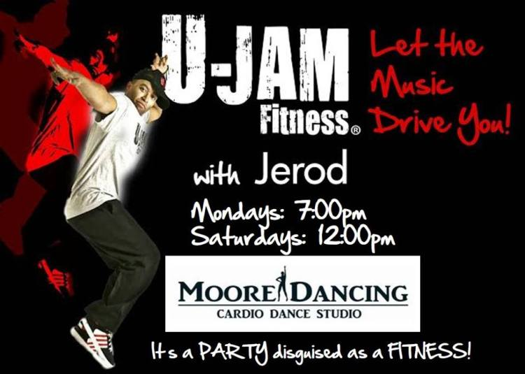 Moore Dancing Flyer