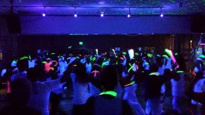 Heartbeat House Glow Party