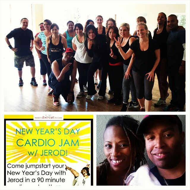 Jerod's 90 Minute Cardio Party featuring (Zumba, Latin Jam Workout and U-Jam Fitness)