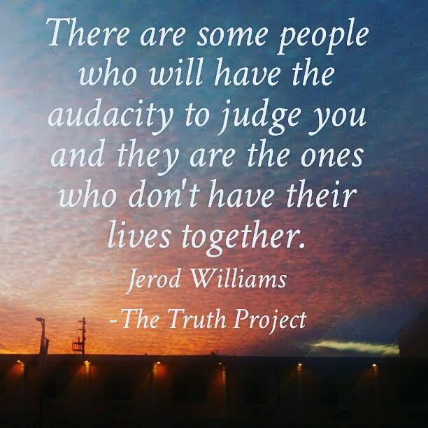 The Truth Project #1
