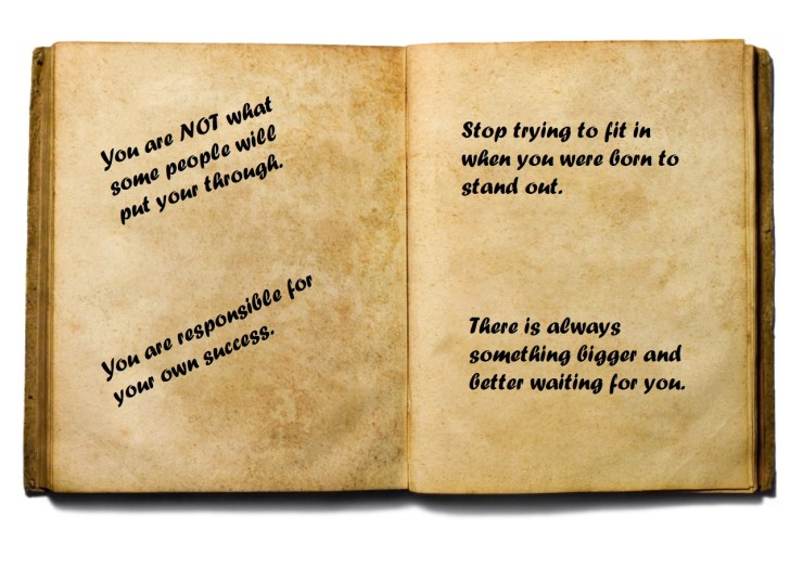 Blank Page Book